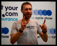 Jens Voigt - Cycle Show2014